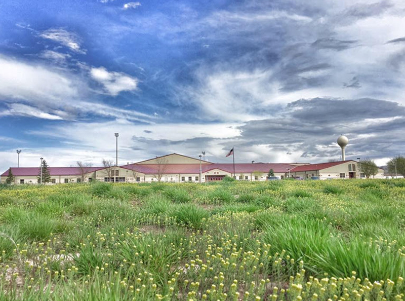 Junior and Senior High School in Fort Hall, ID