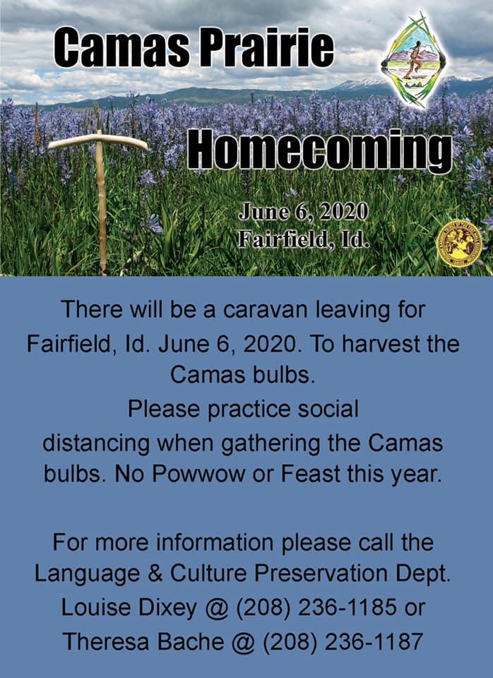 Camas Prairie Homecoming