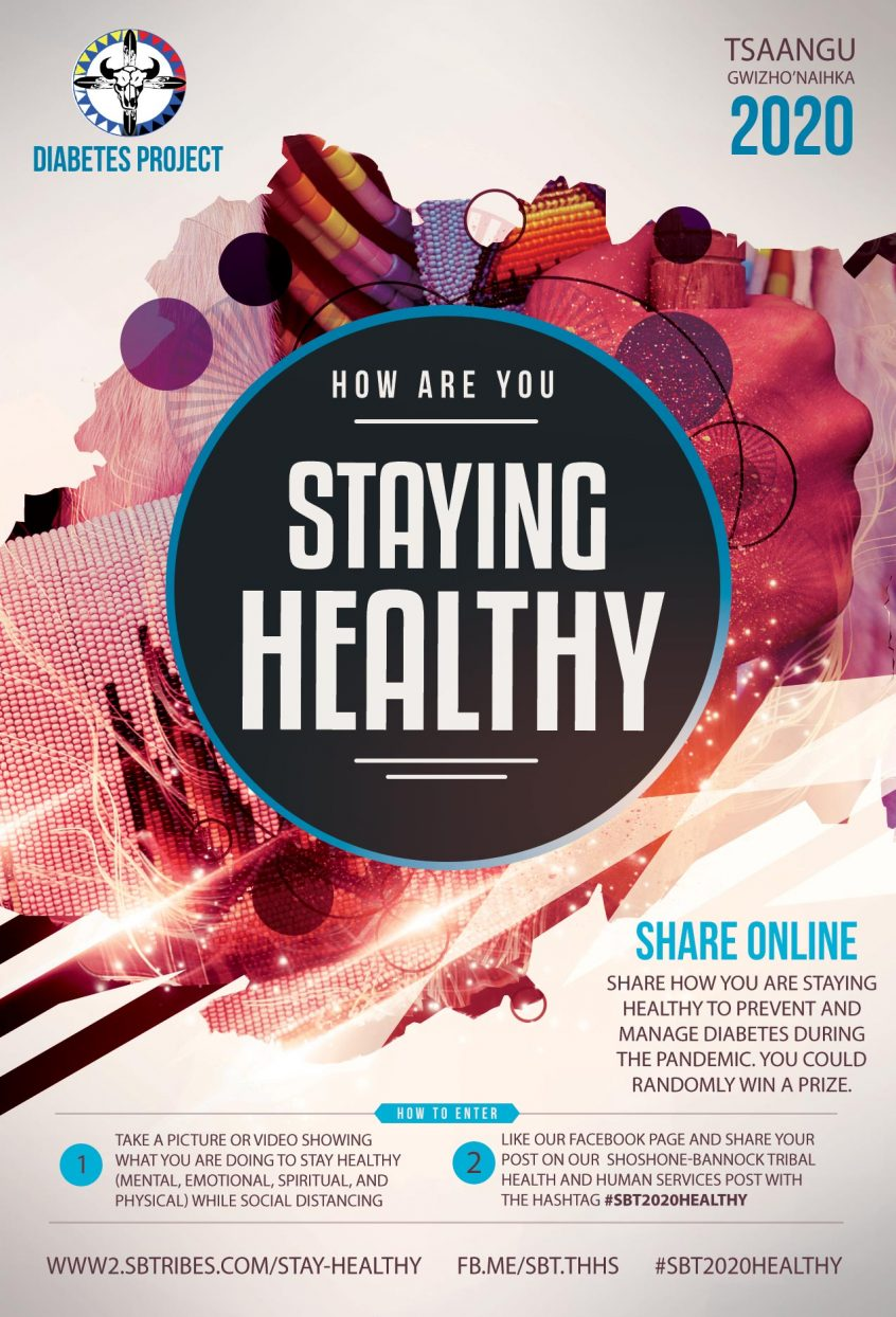 Staying Healthy Diabetes Project Campaign