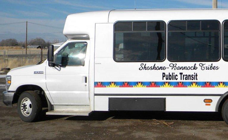 Shoshone-Bannock Tribes Transit