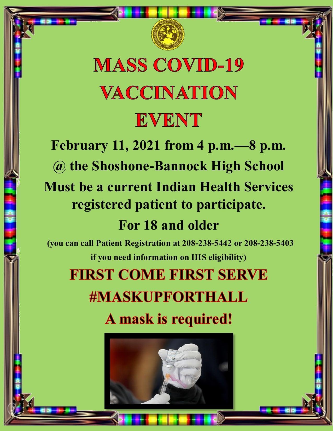 COVID-19 Event